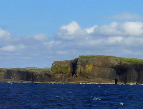 Staffa: a land of fire and giants, caves and creativity